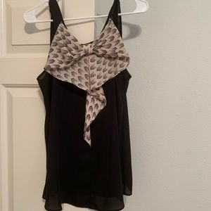 Tops - Bow Tank Top